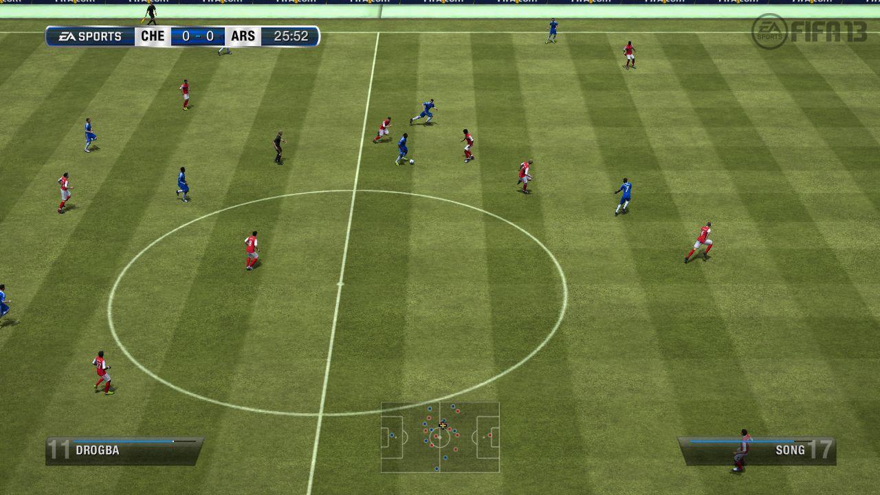 Nové obrázky z FIFA 13 65149