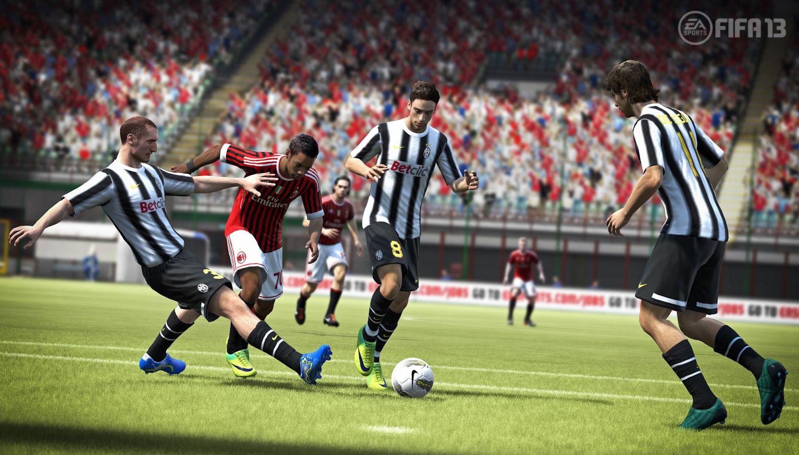 FIFA 13 v první světové recenzi: je to pecka 65150