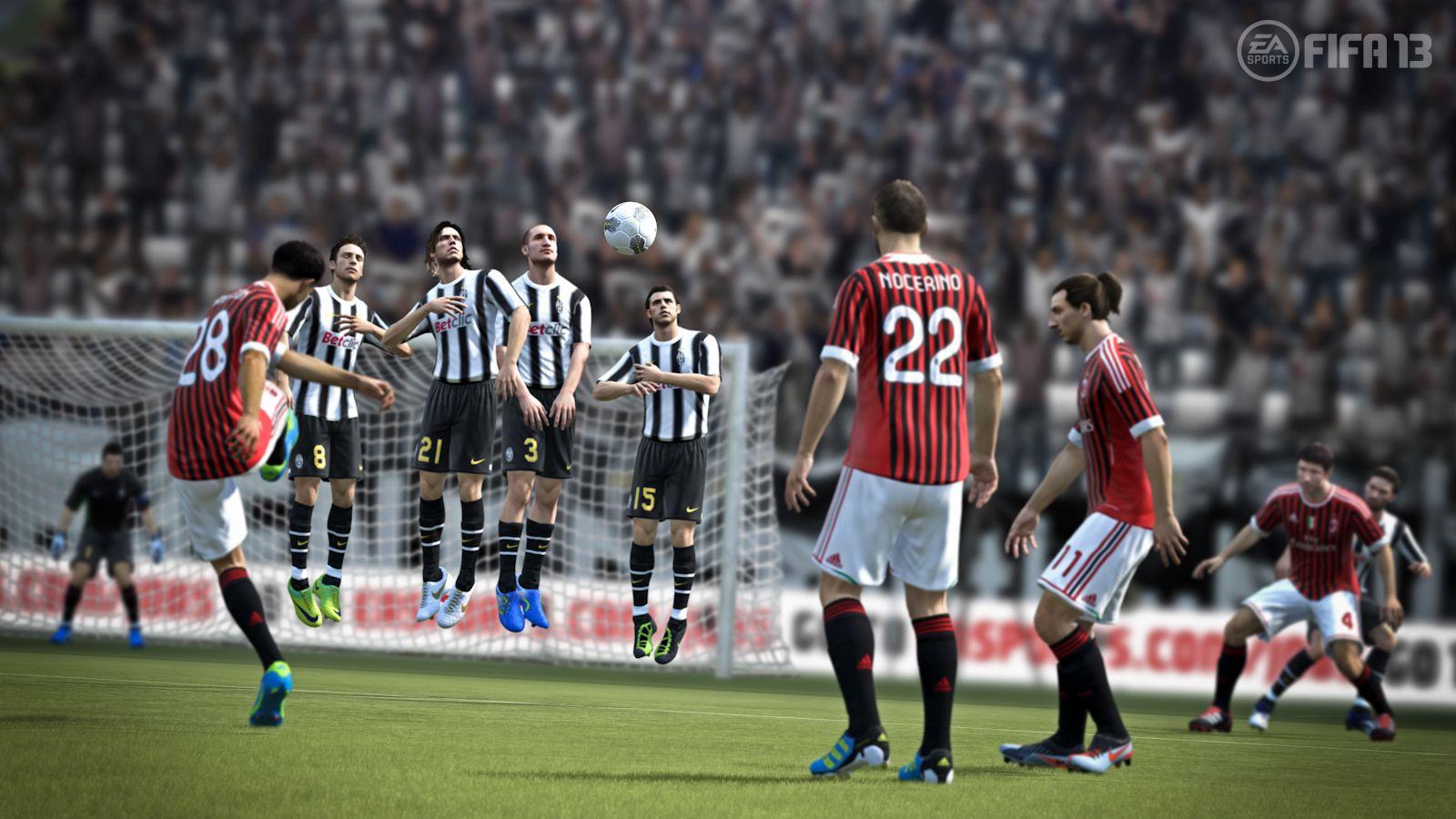 Nové obrázky z FIFA 13 65151