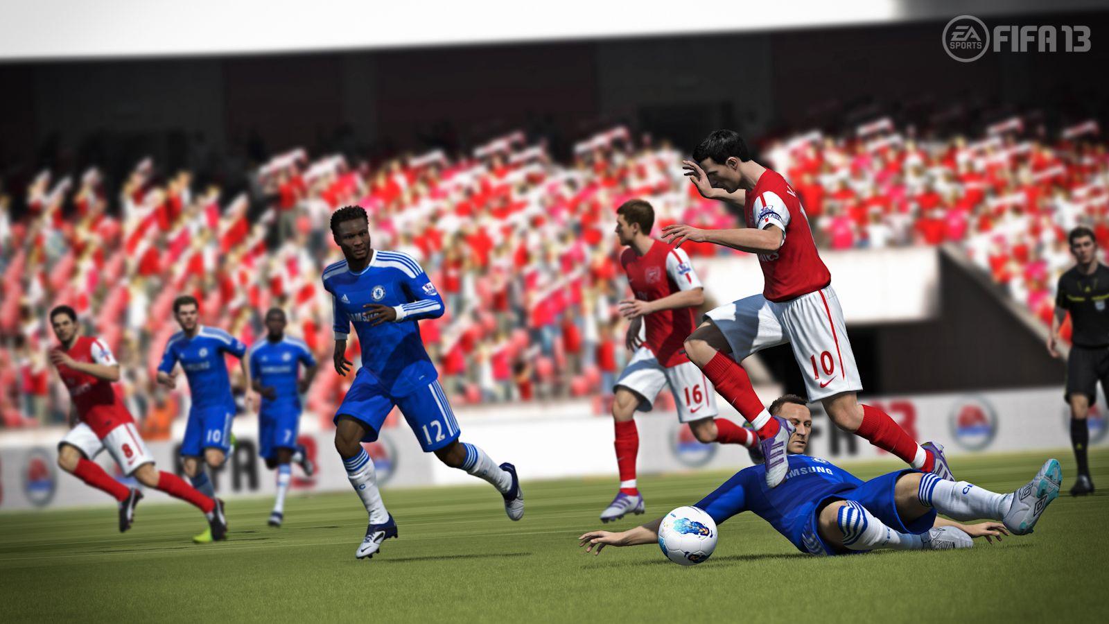 Nové obrázky z FIFA 13 65153