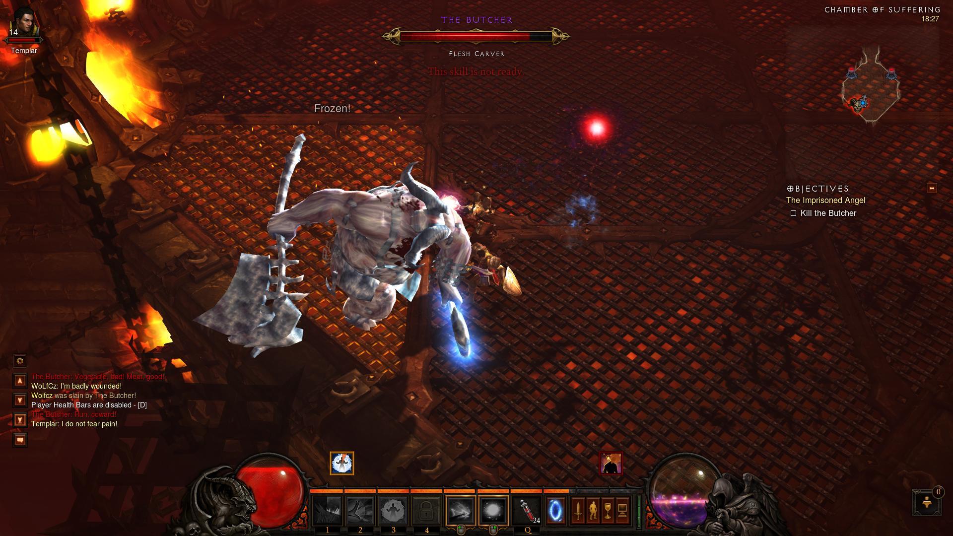Fotoseriál z pekla - Diablo 3 65180