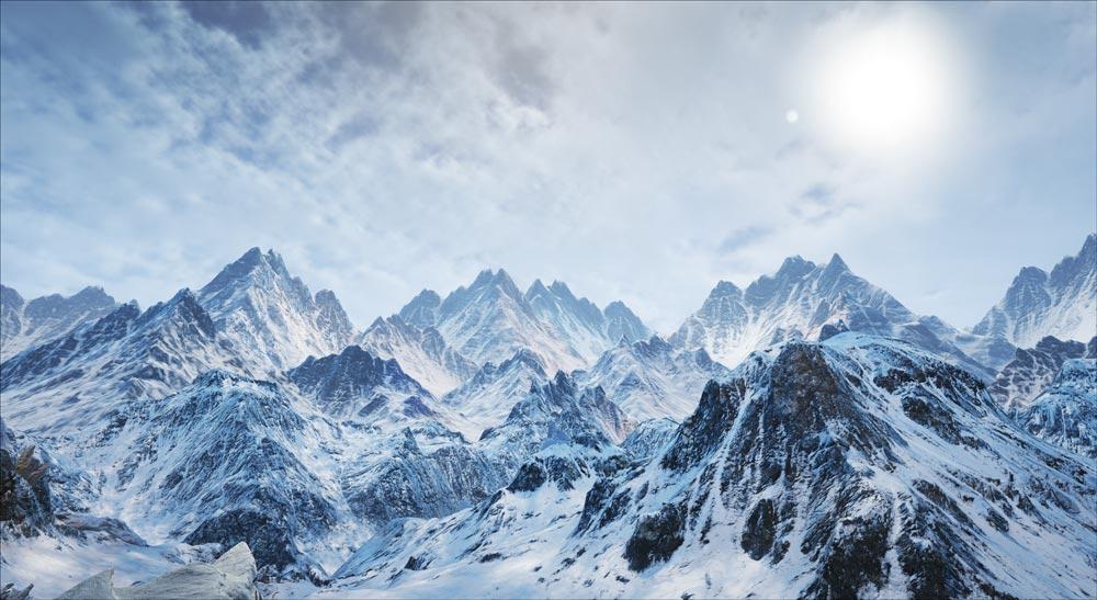 Technologická ukázka Unreal Engine 4 65215