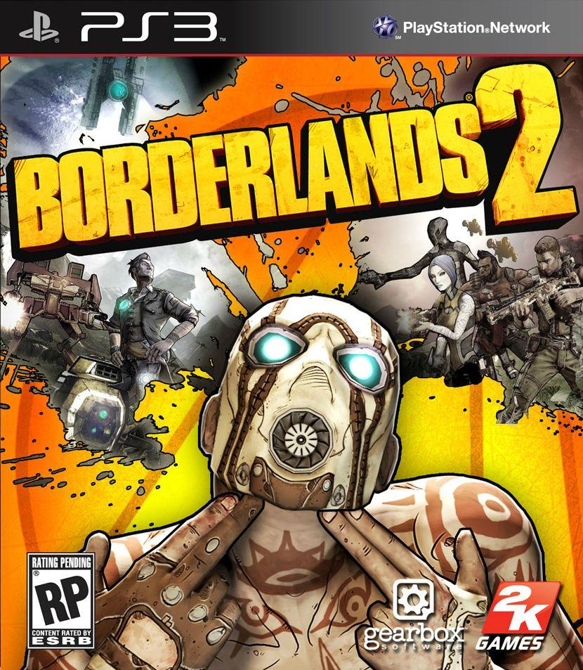 Odtajněn obal i speciálka Borderlands 2 65218