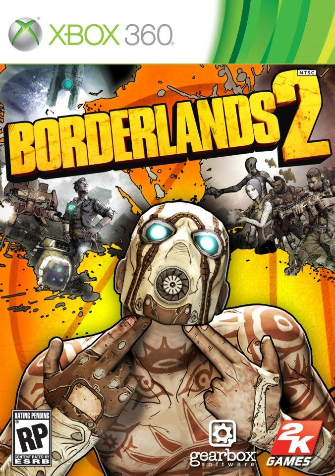 Odtajněn obal i speciálka Borderlands 2 65220