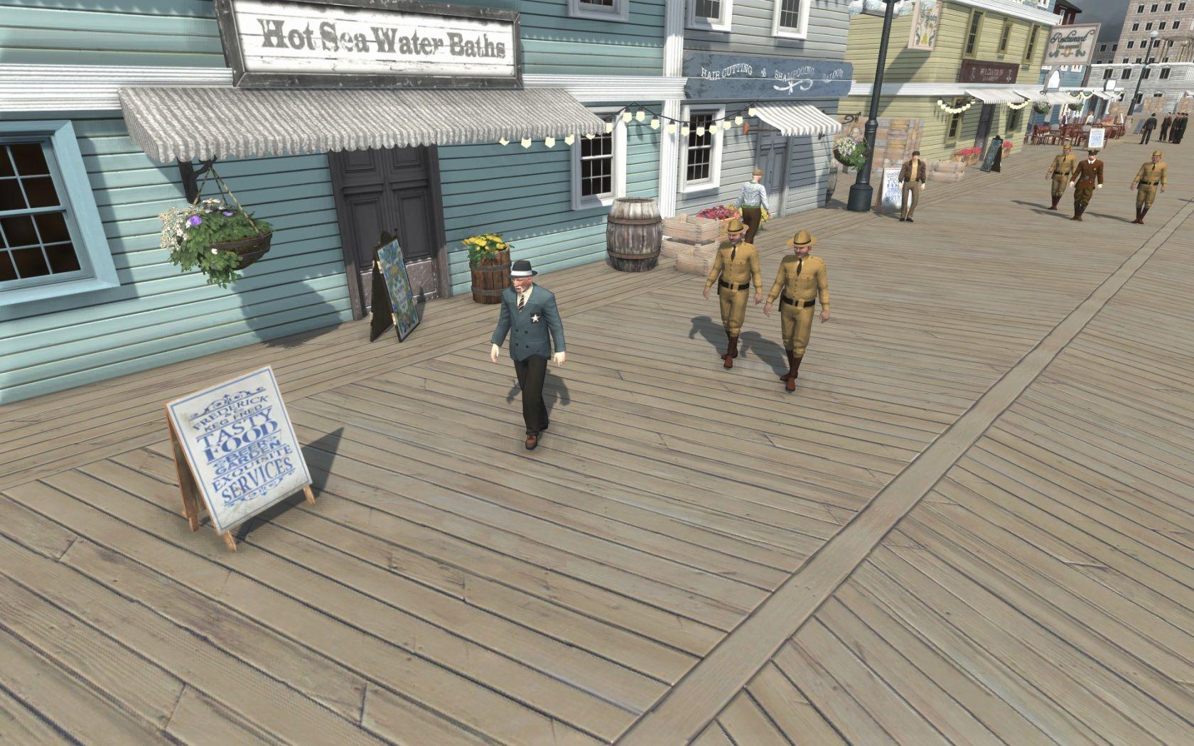 Omerta: City of Gangsters - vývojáři Tropica se upsali mafii 65227