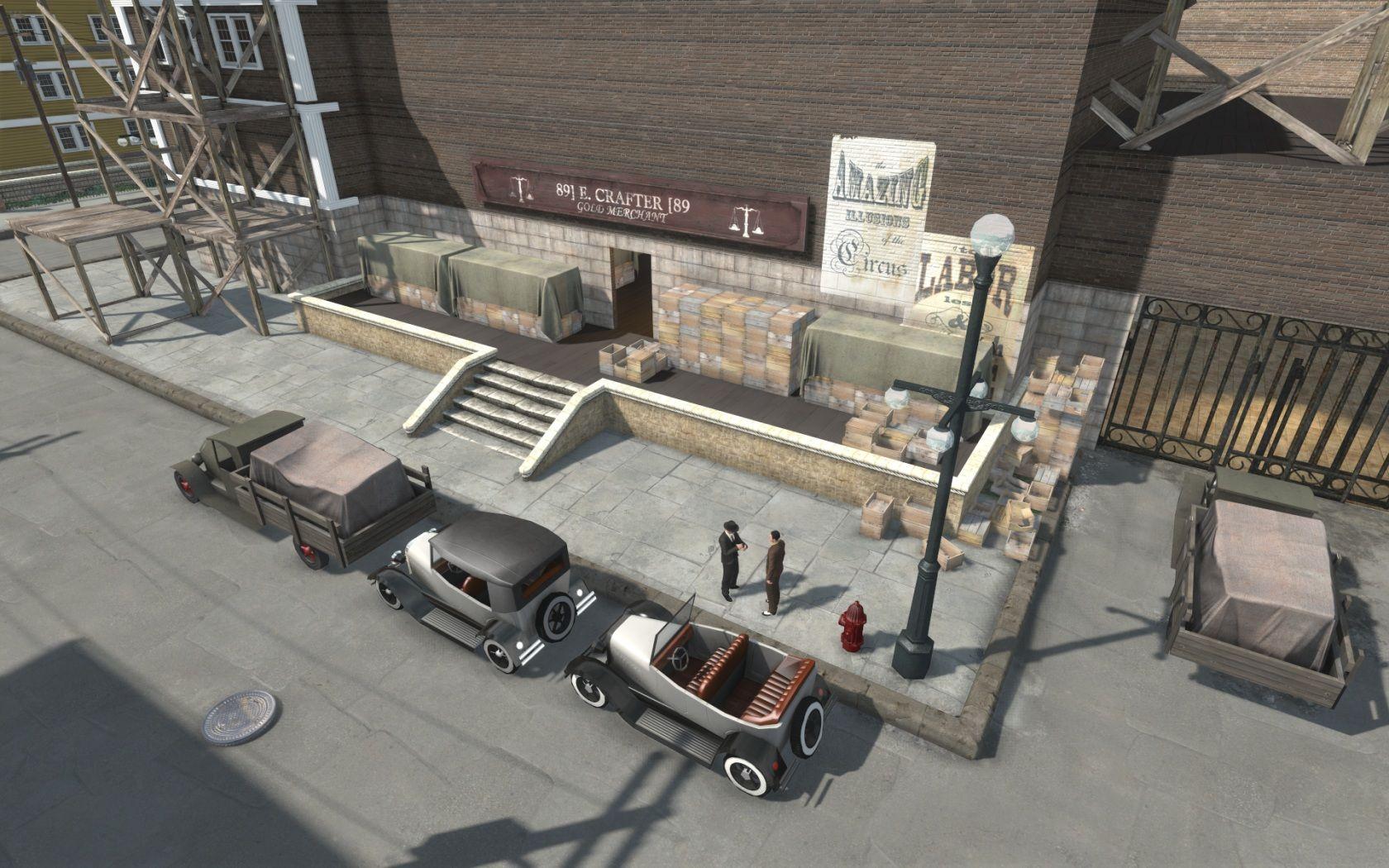 Omerta: City of Gangsters - vývojáři Tropica se upsali mafii 65229