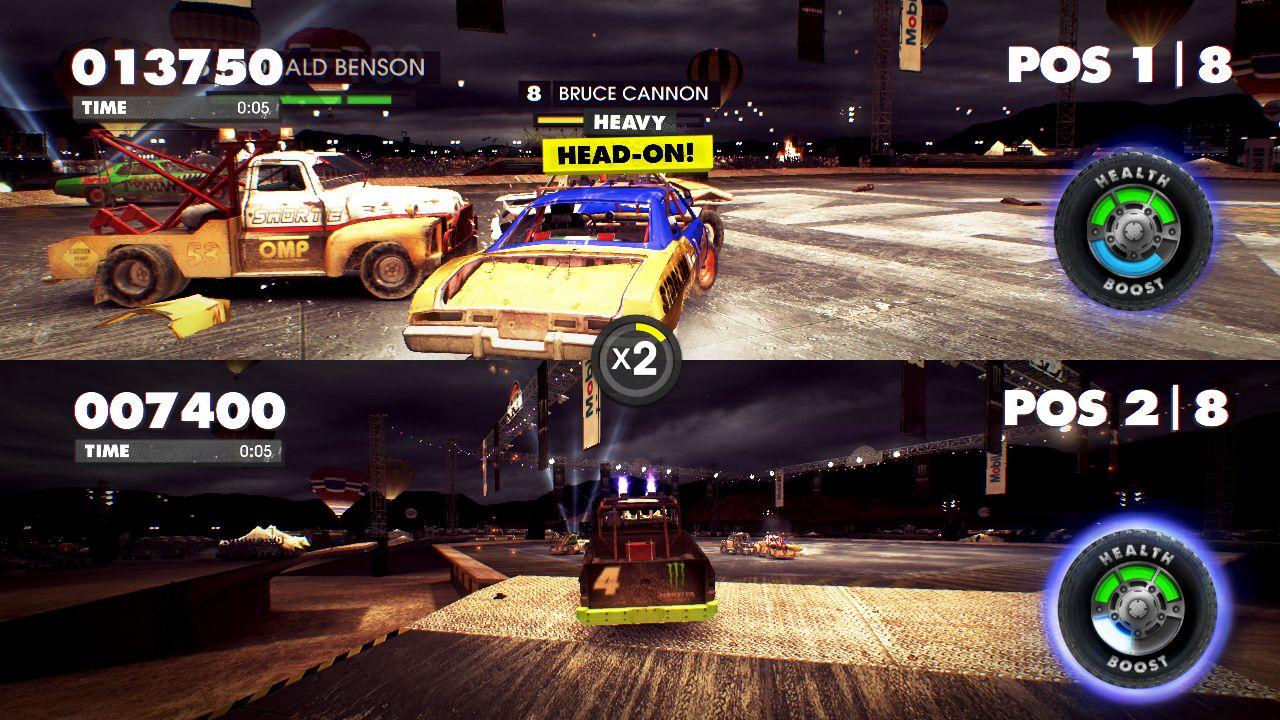 DiRT: Showdown – odpočinková destrukce 65421