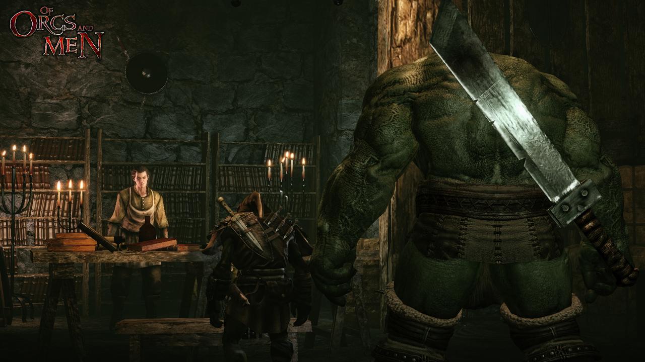 Of Orcs and Men – bejt zelenej není zábavný 65555