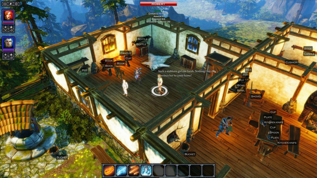 Swen Vincke o tvorbě RPG a o zážitcích s vydavateli 65589