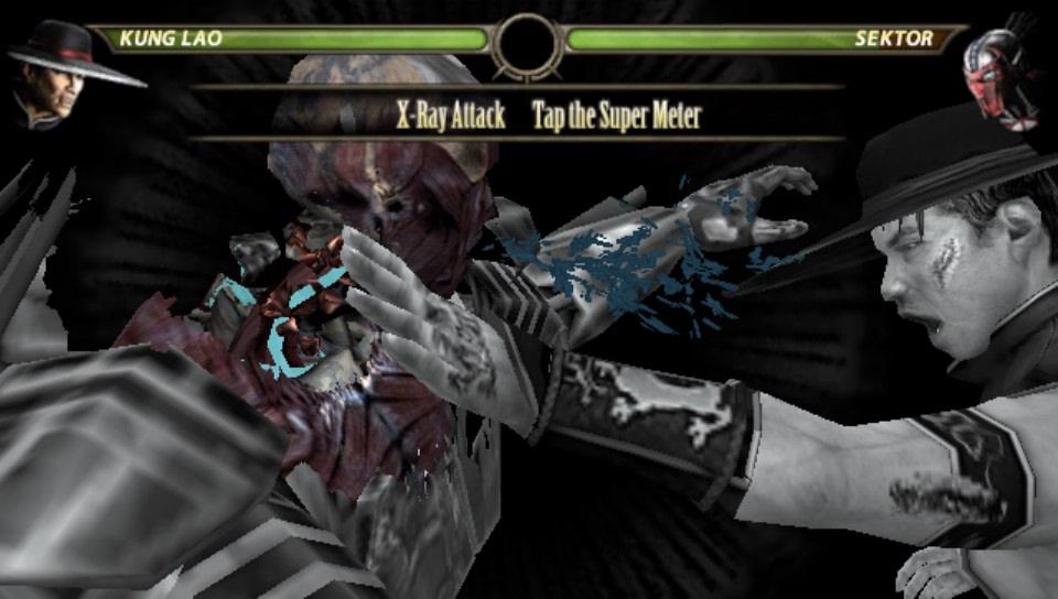 Mortal Kombat PSV - parádní mlátička 65616