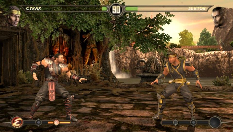 Mortal Kombat PSV - parádní mlátička 65617