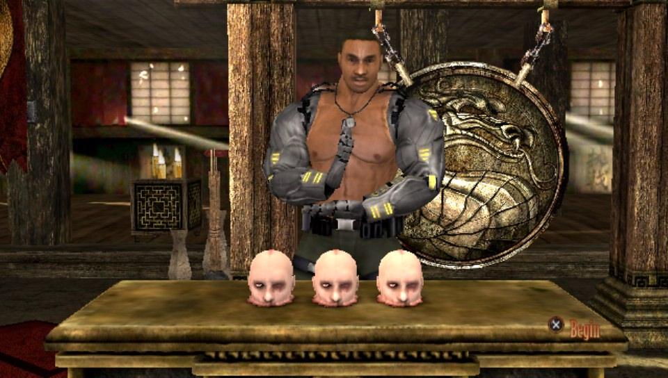 Mortal Kombat PSV - parádní mlátička 65618