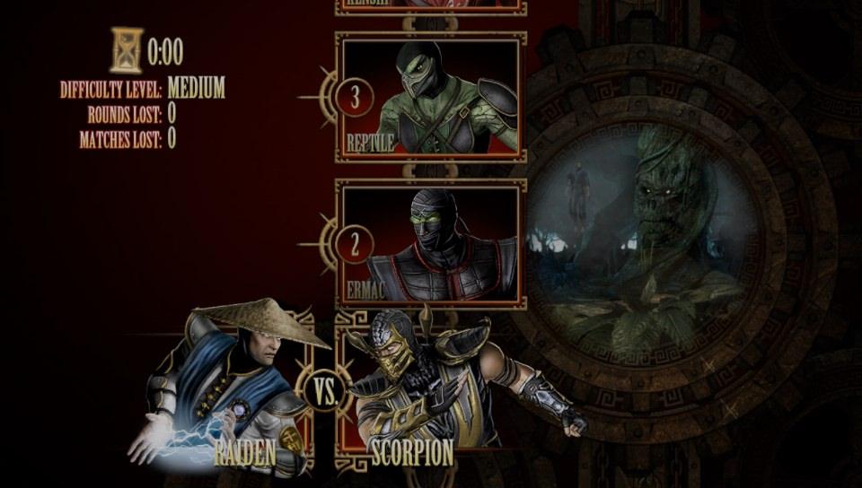 Mortal Kombat PSV - parádní mlátička 65620