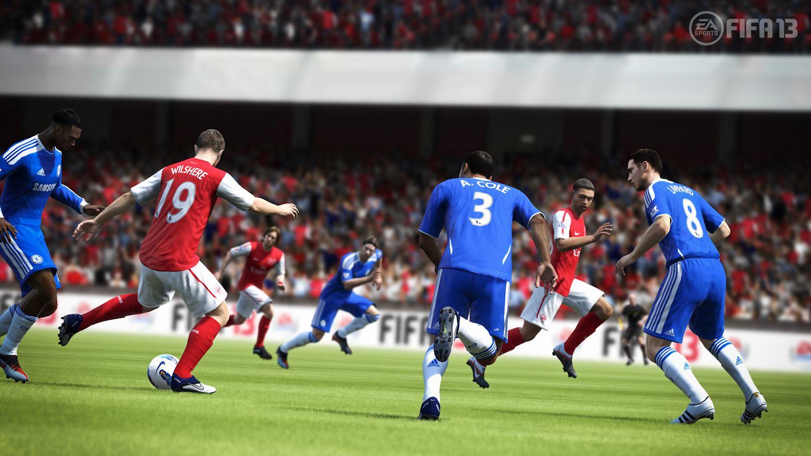 FIFA 13 nás nejspíše pustí do ulic 65634