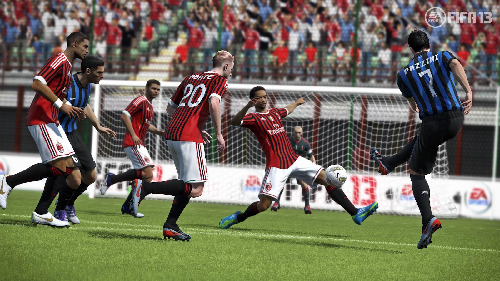 FIFA 13 nás nejspíše pustí do ulic 65637