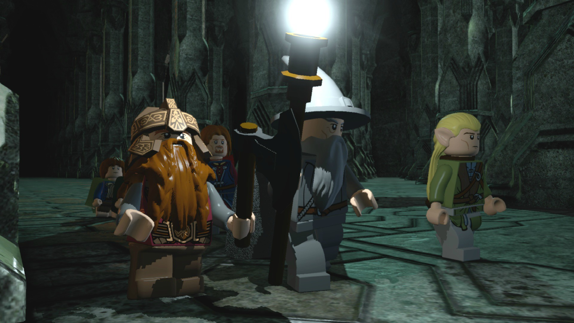LEGO Lord of the Rings – dolary vládnou všem 65815