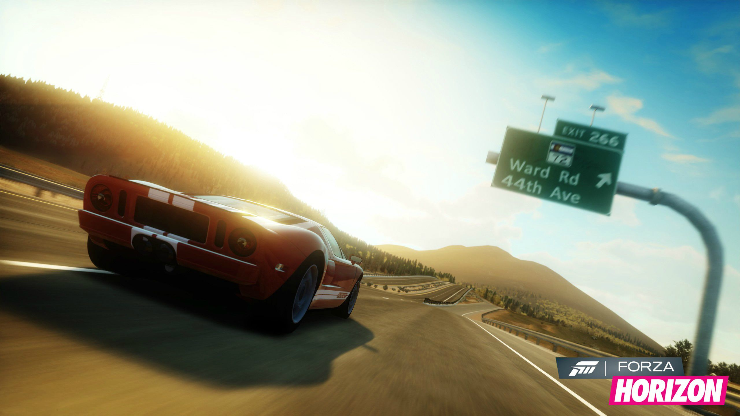 Forza Horizon: svižný výlet do Colorada 65856