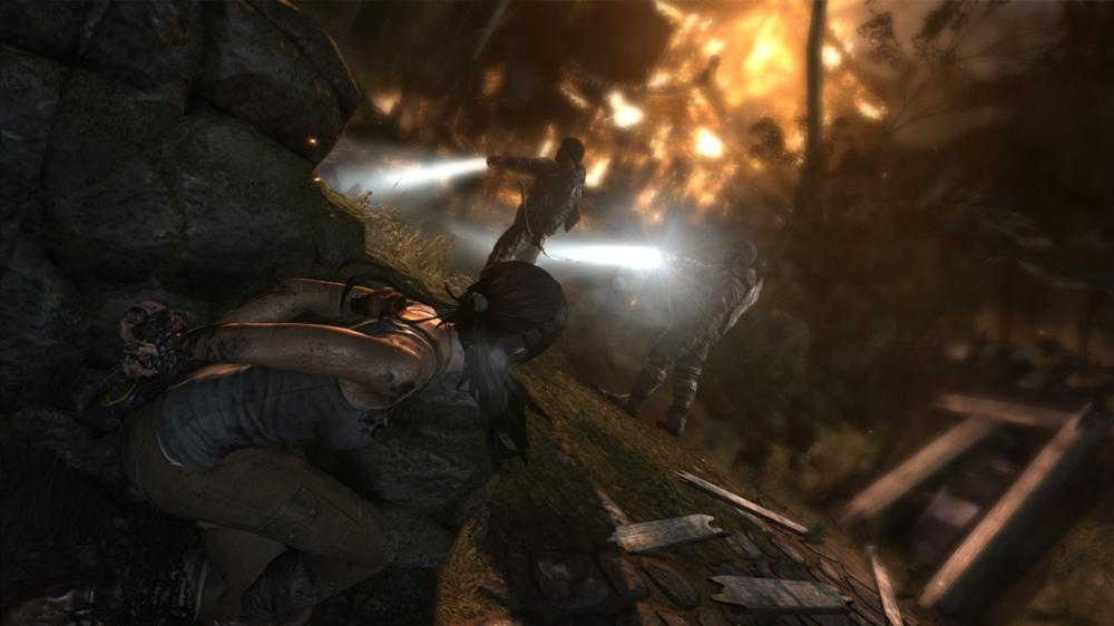 Tomb Raider – otužilost není zadarmo 65864