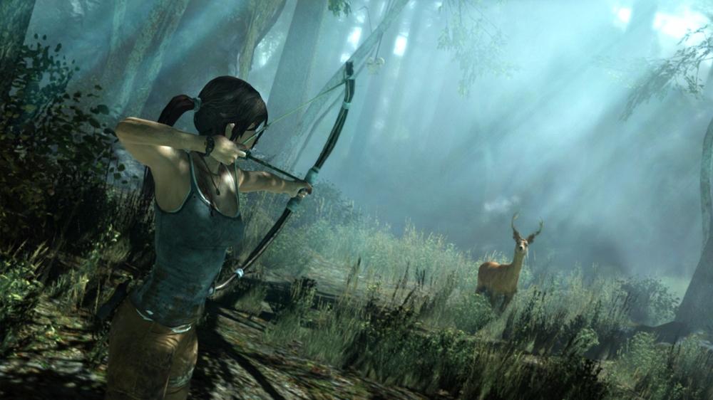 Tomb Raider – otužilost není zadarmo 65865