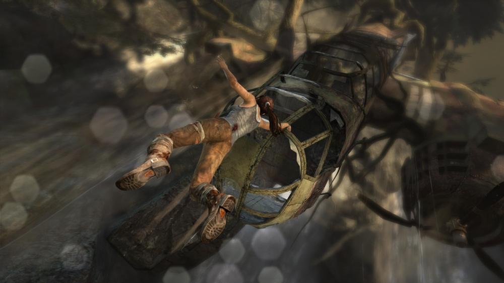 Tomb Raider – otužilost není zadarmo 65866