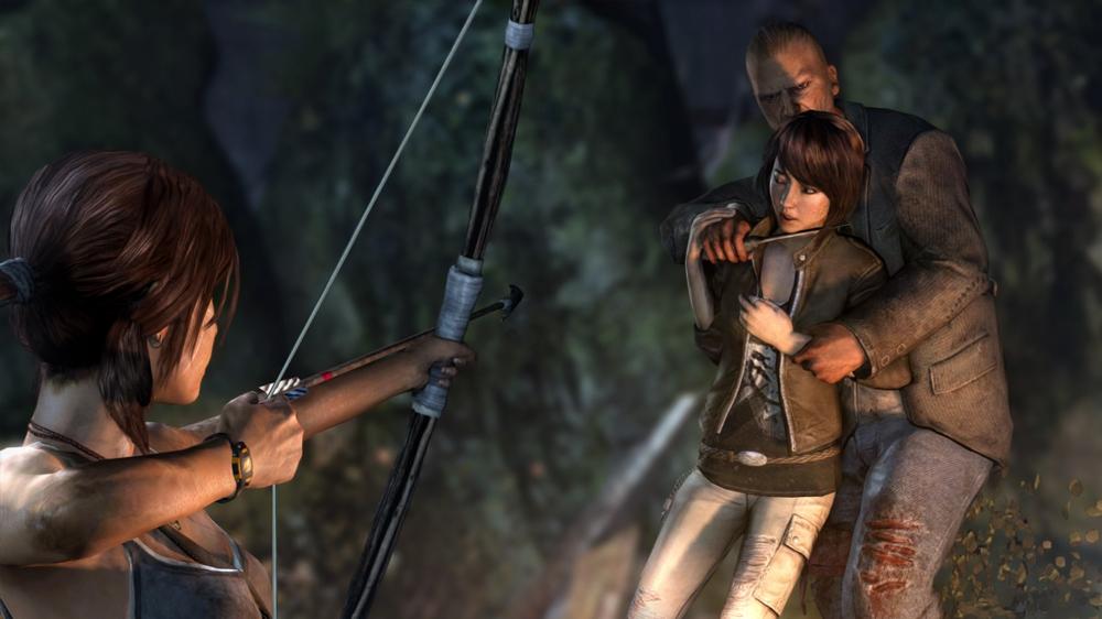 Na Tomb Raideru pracuje scénáristka Mirror's Edge 65867