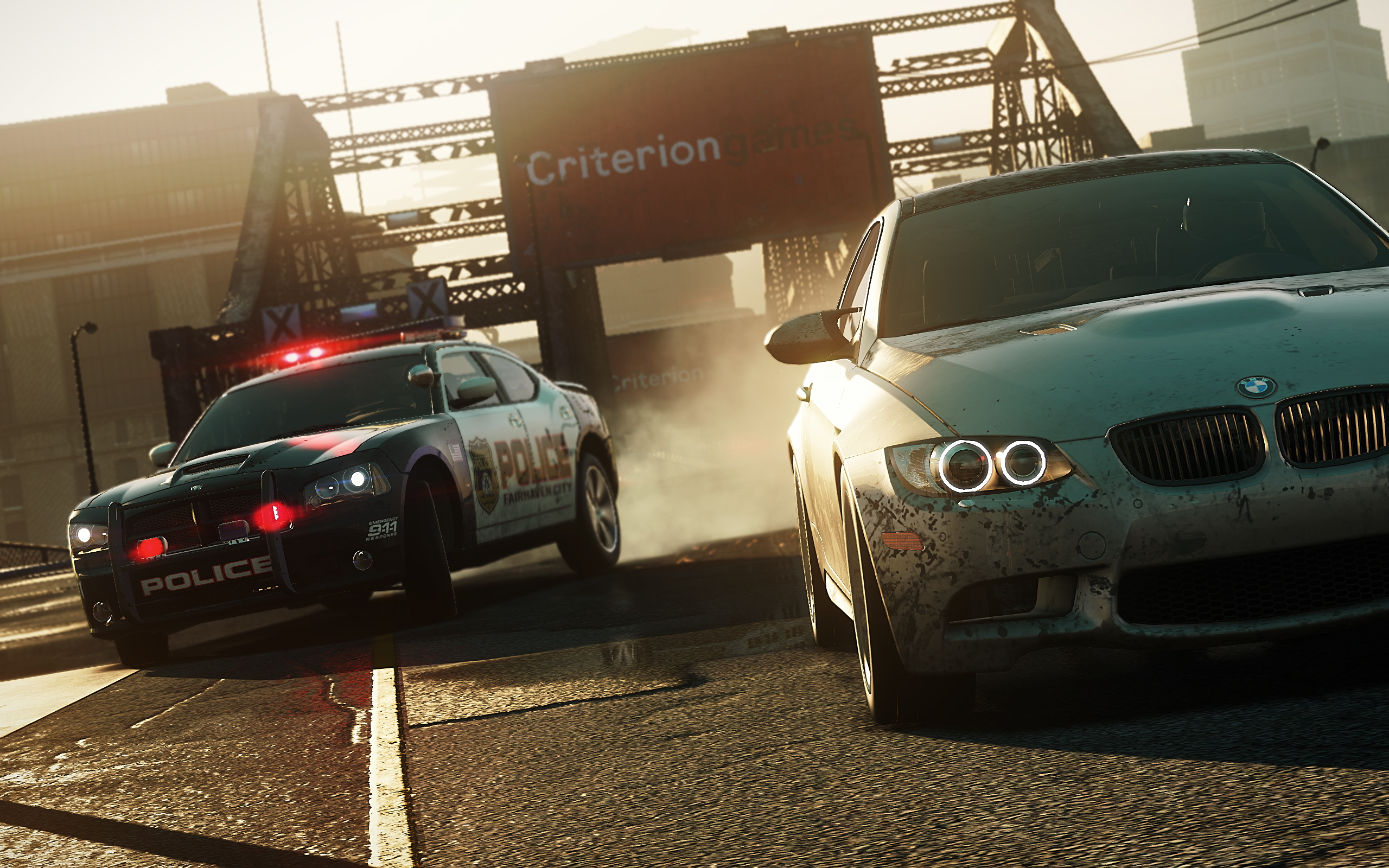 Need for Speed: Most Wanted – pořádný reboot 66086