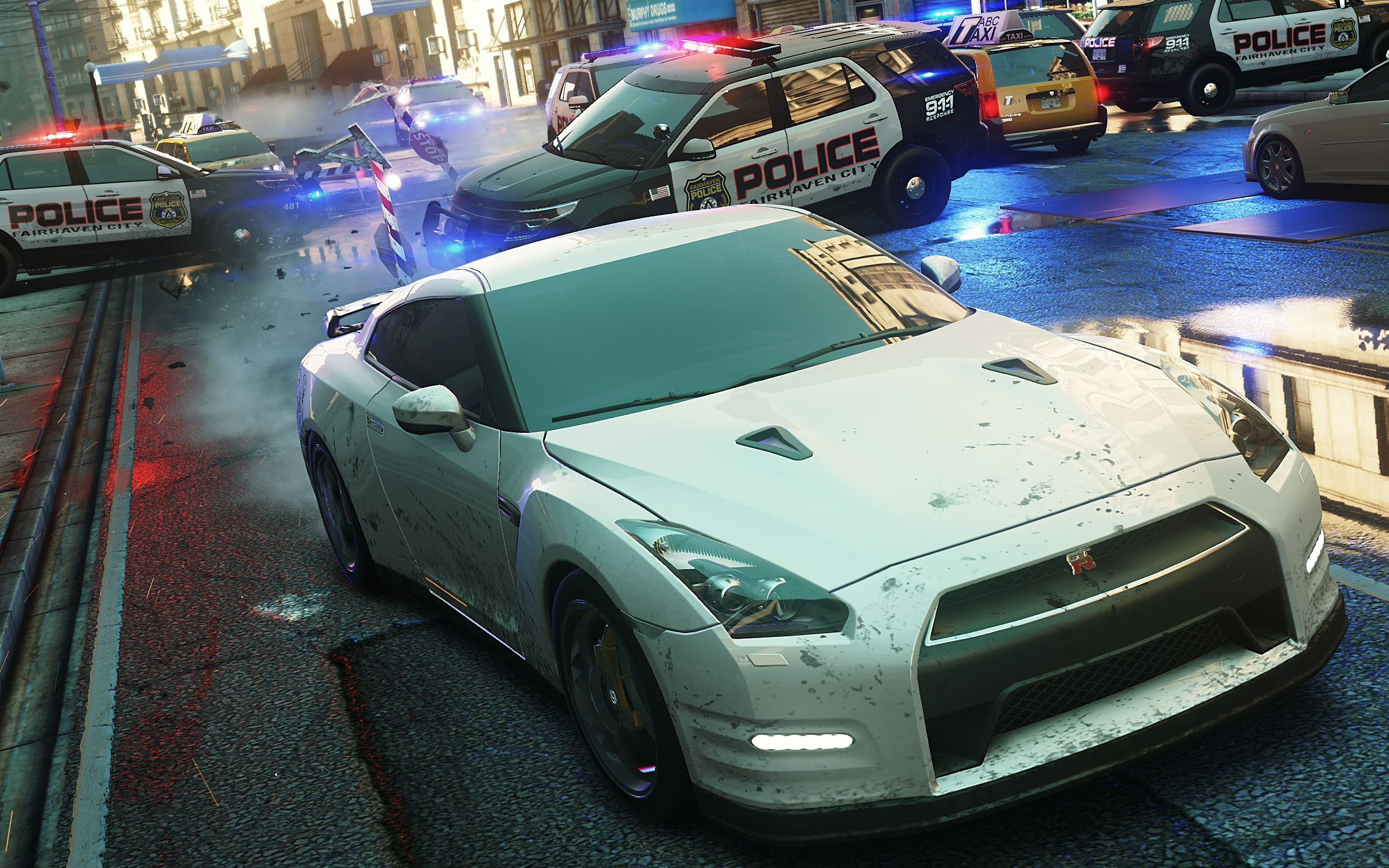 Need for Speed: Most Wanted – pořádný reboot 66092