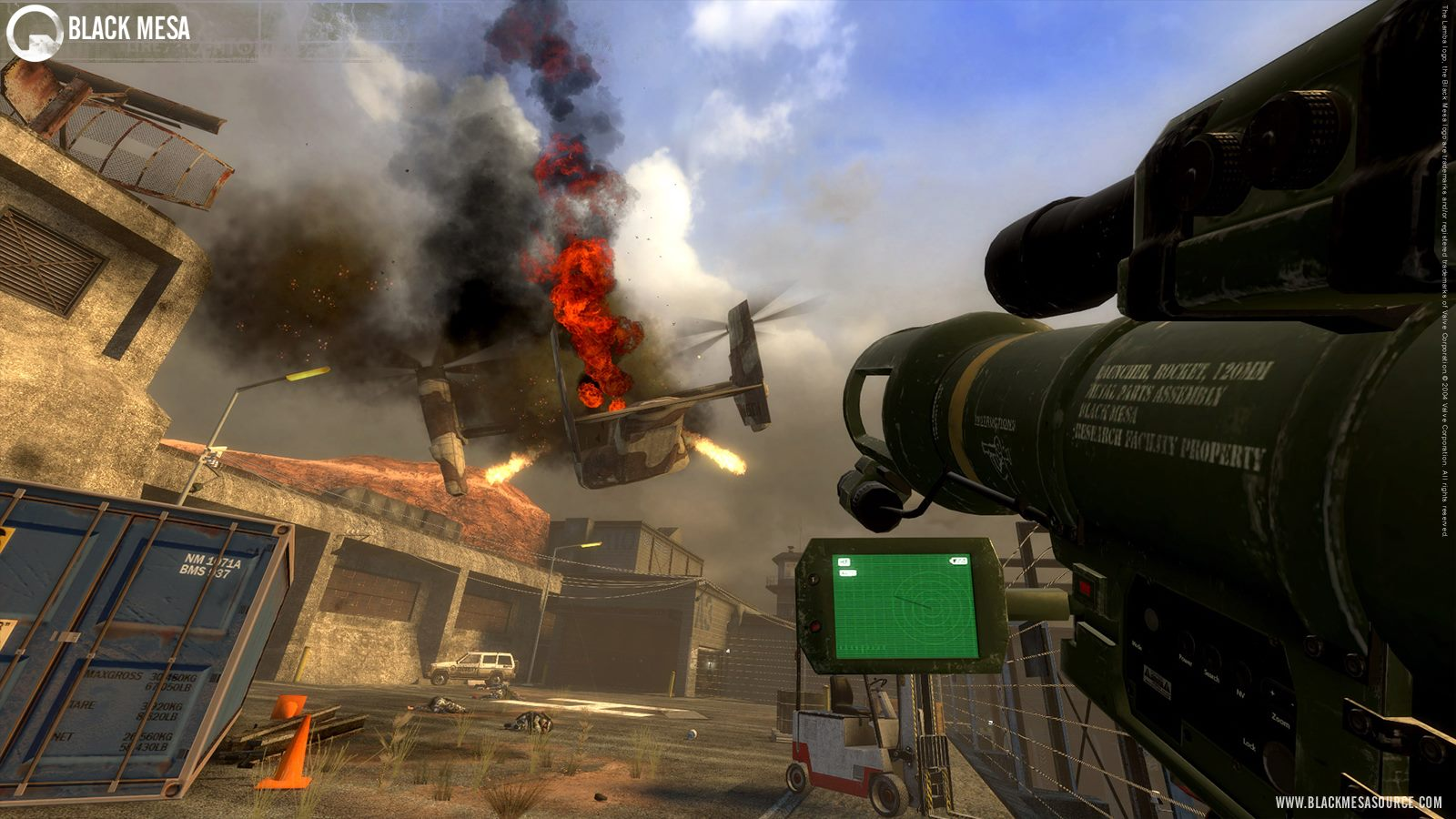 Black Mesa: Source – začátek konce v novém kabátu 66534
