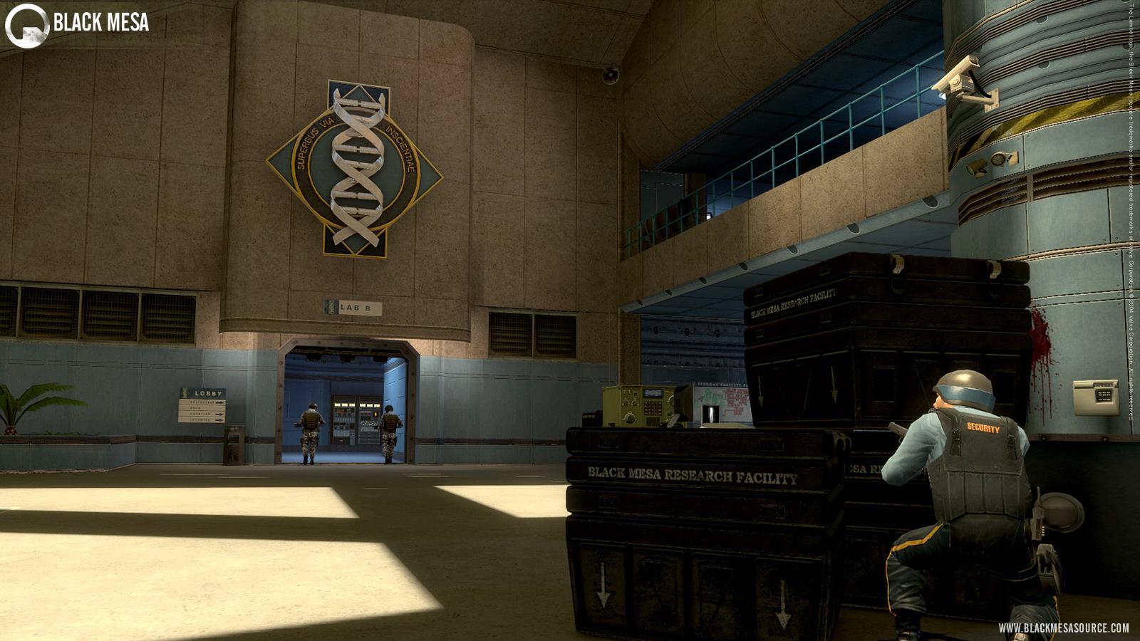 Black Mesa: Source – začátek konce v novém kabátu 66536