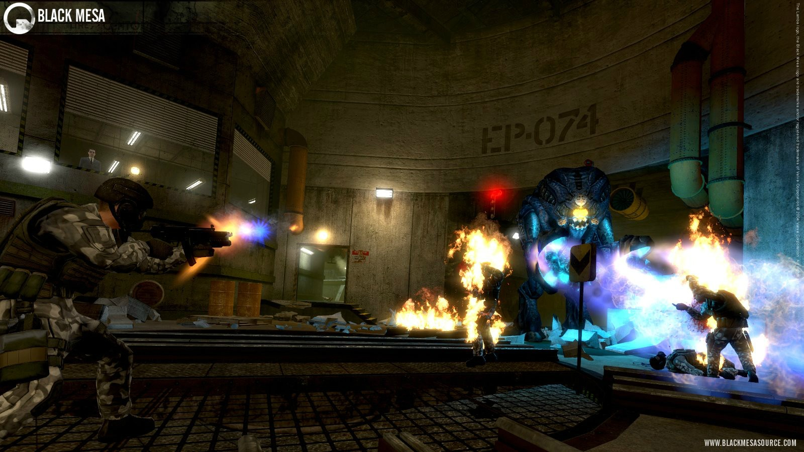 Black Mesa: Source – začátek konce v novém kabátu 66537