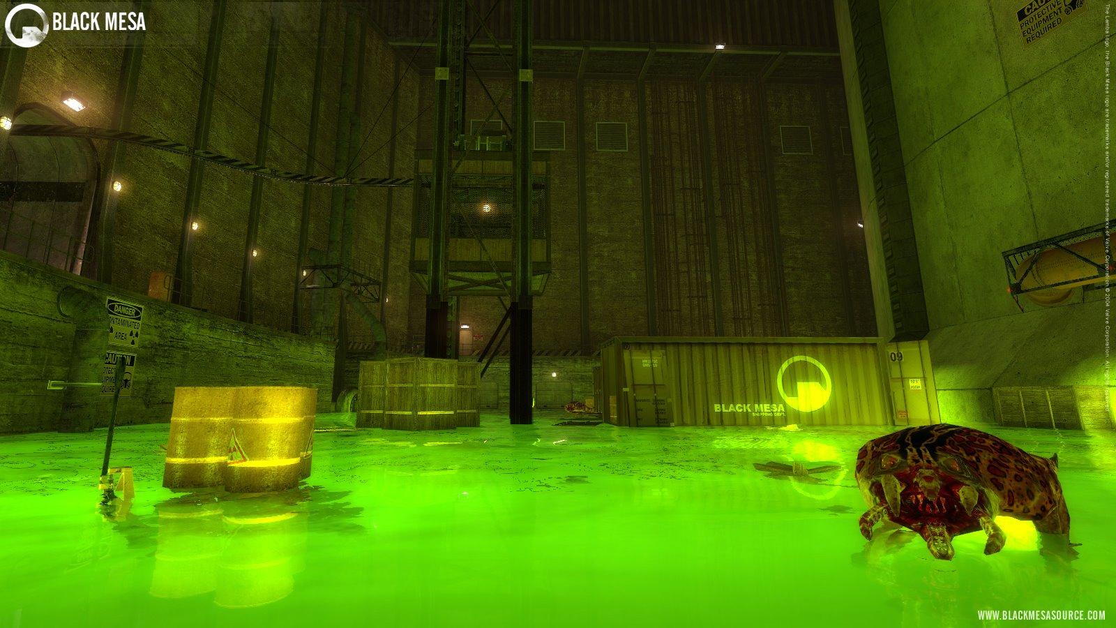 Black Mesa: Source – začátek konce v novém kabátu 66539