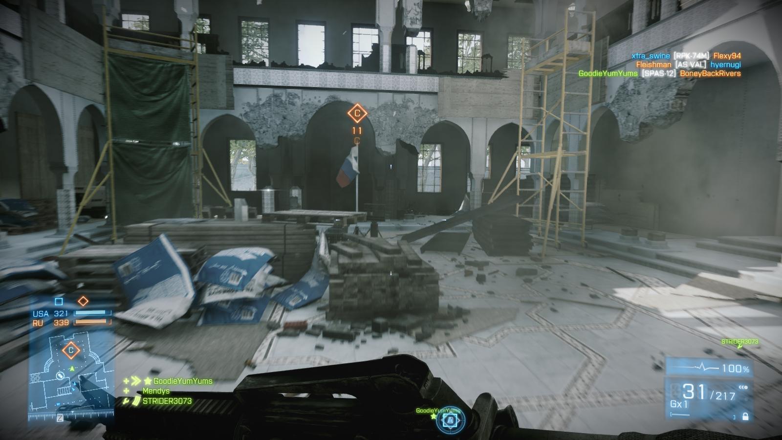Battlefield 3: Close Quarters – z plání do chodeb 66852