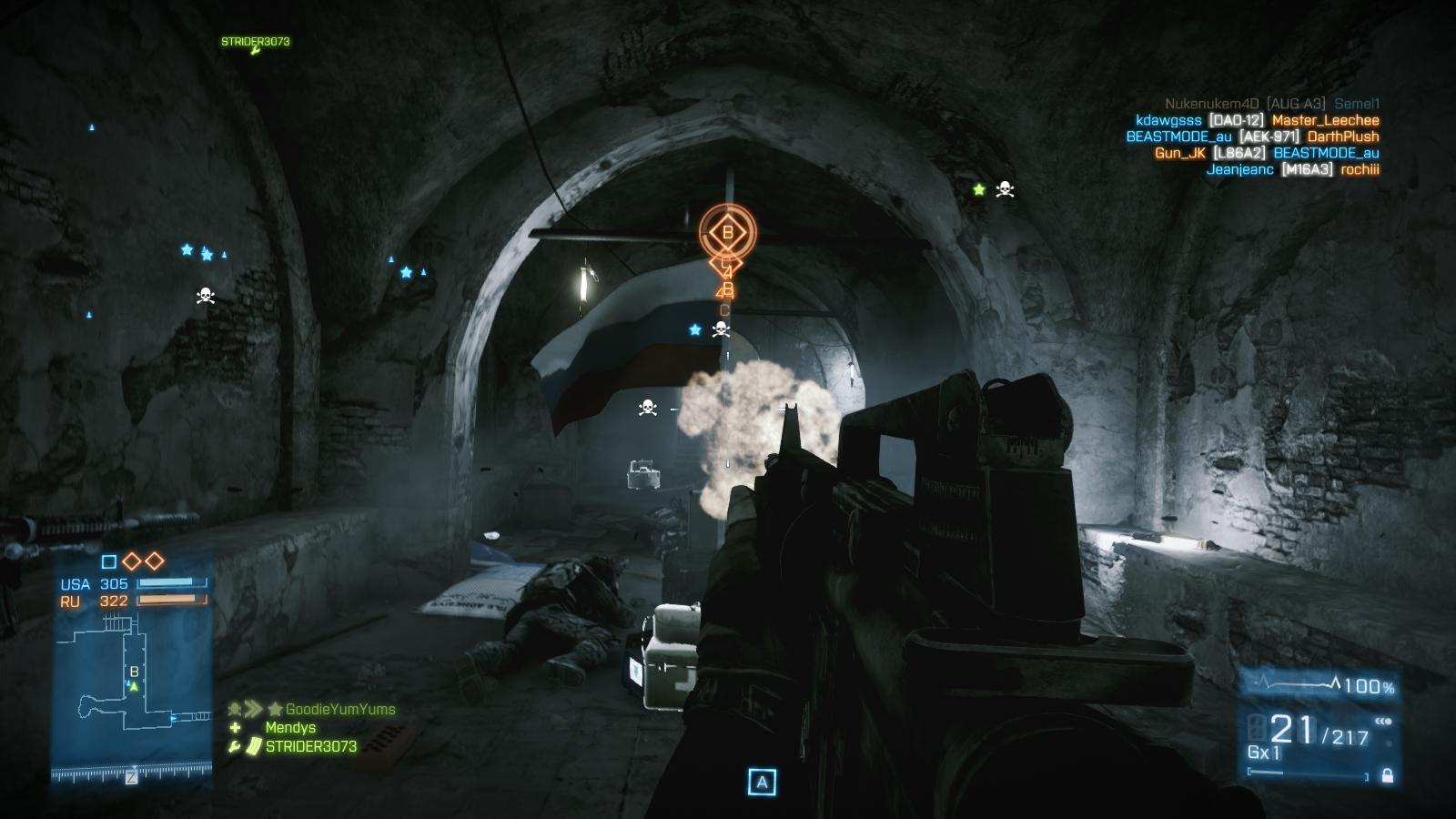 Battlefield 3: Close Quarters – z plání do chodeb 66853
