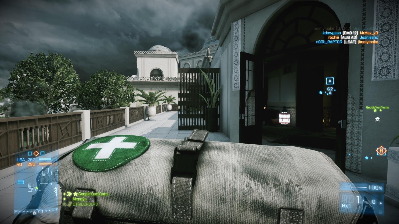 Battlefield 3: Close Quarters – z plání do chodeb 66856
