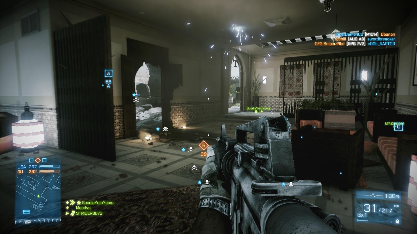 Battlefield 3: Close Quarters – z plání do chodeb 66857