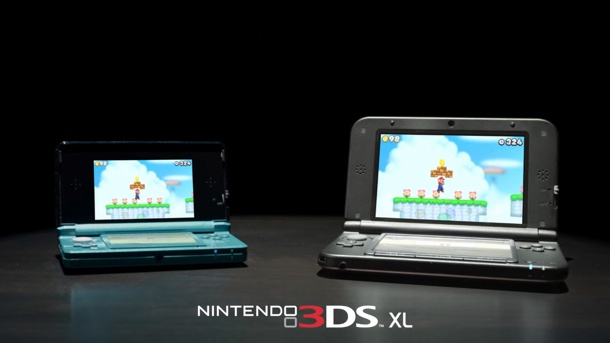 Nintendo odhalilo 3DS XL 66954