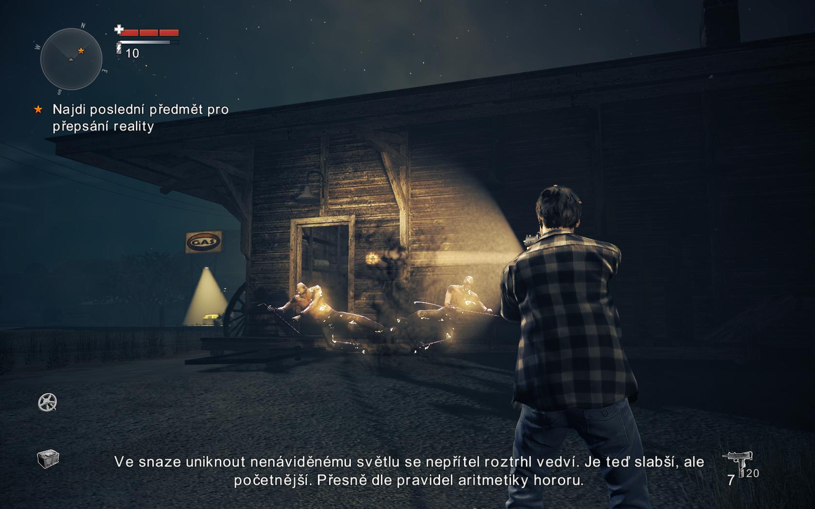 Obrázky z překladu Alan Wake: American Nightmare 66967