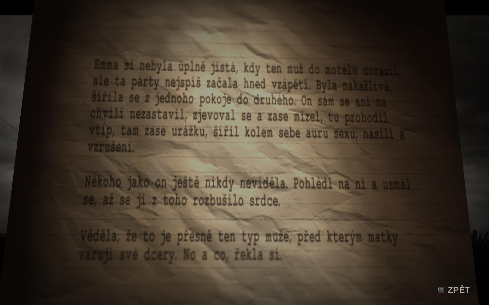Obrázky z překladu Alan Wake: American Nightmare 66970
