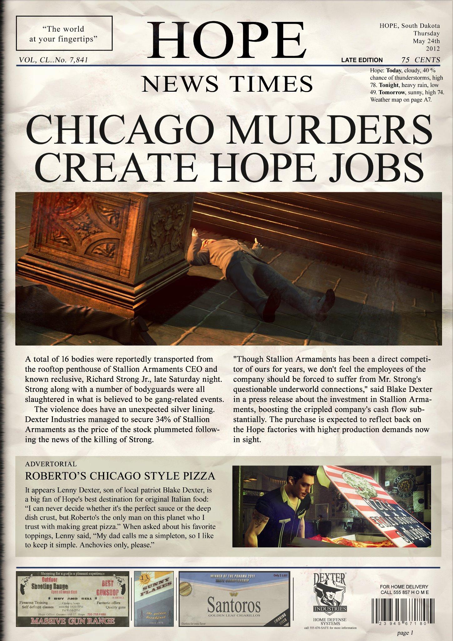 Agent 47 z Hitman: Absolution opět vraždí 66976
