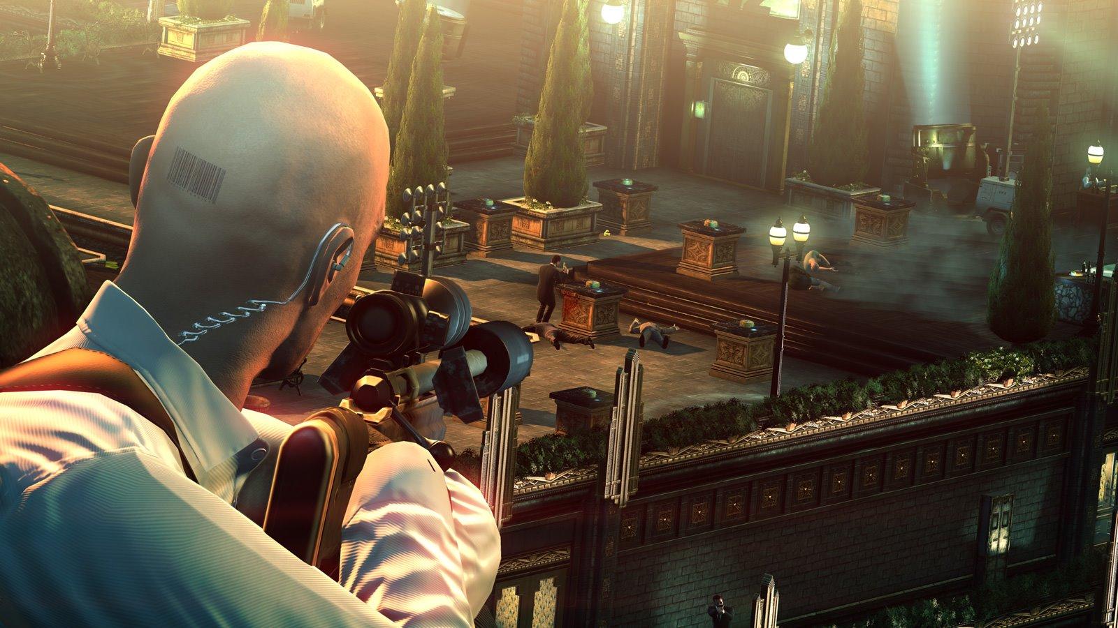 Agent 47 z Hitman: Absolution opět vraždí 66981