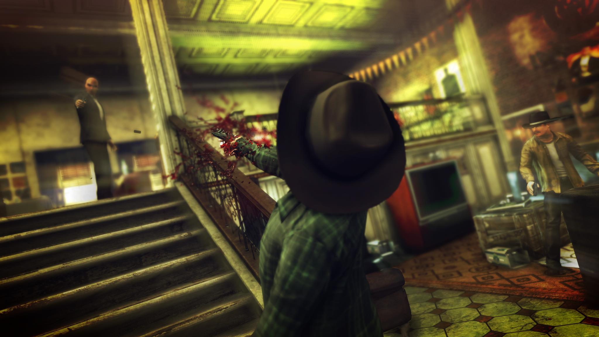 Agent 47 z Hitman: Absolution opět vraždí 66984