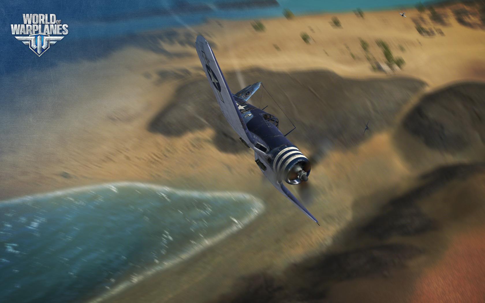 World of Warplanes s americkými letouny 67002