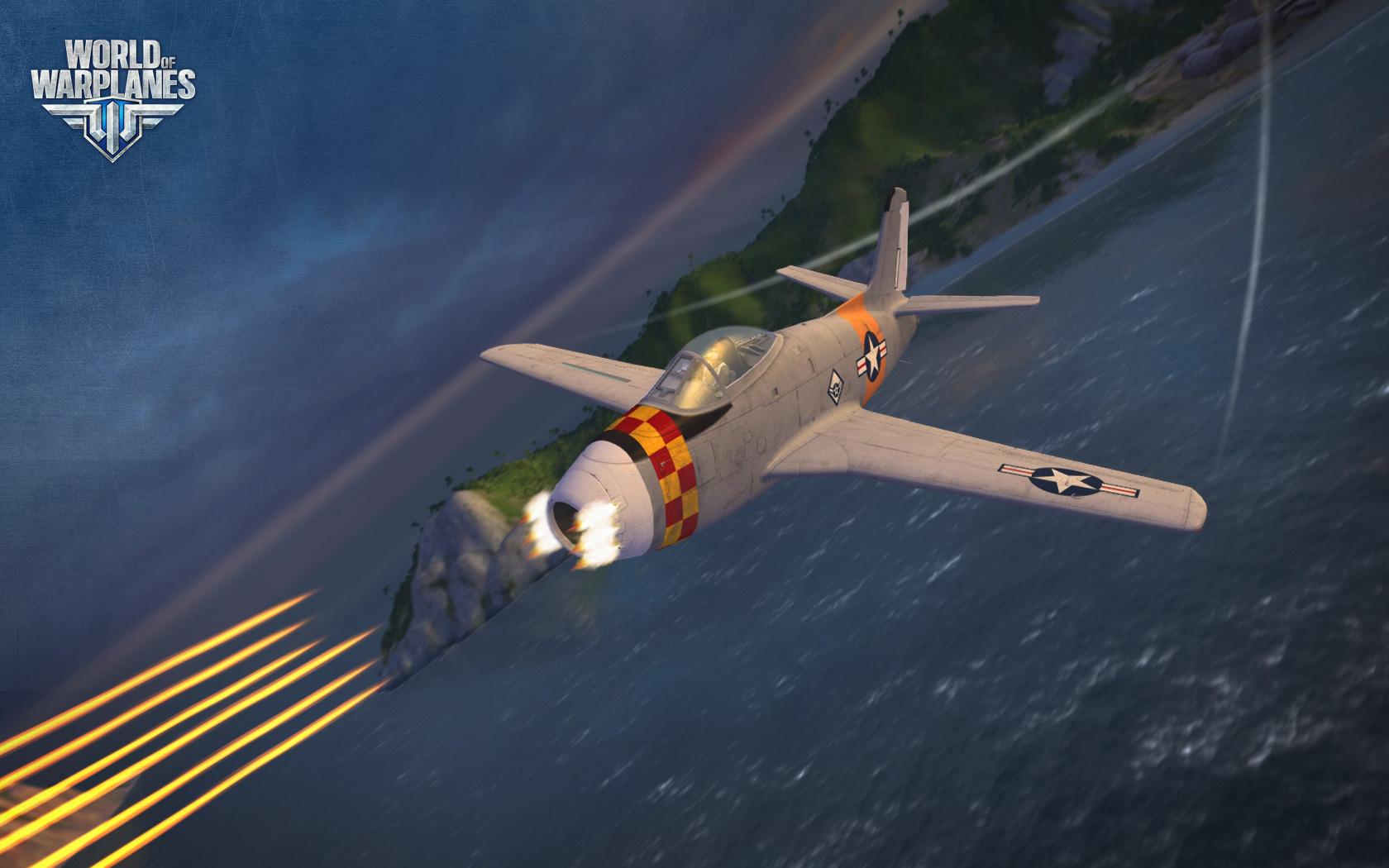 World of Warplanes s americkými letouny 67003