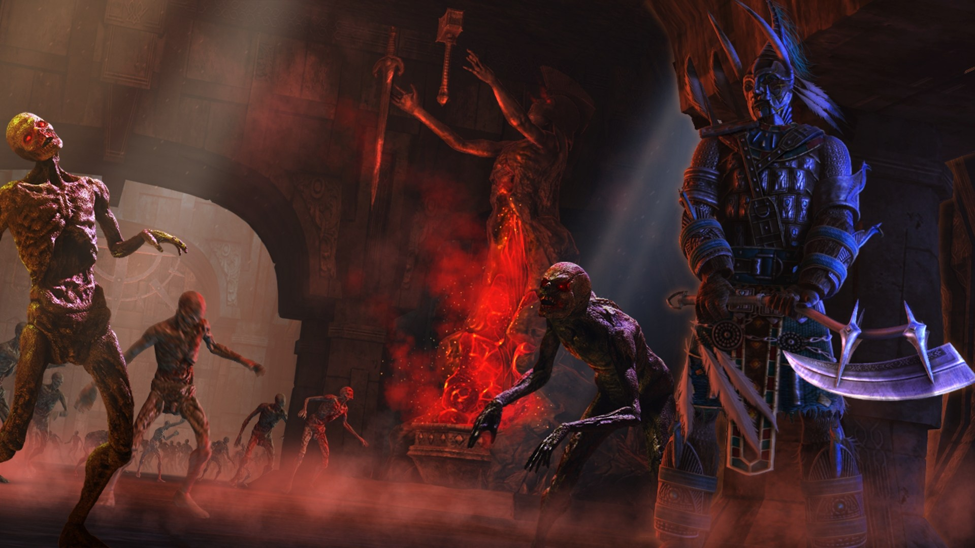 Oznámeno fantasy RPG Legends of Dawn 67013