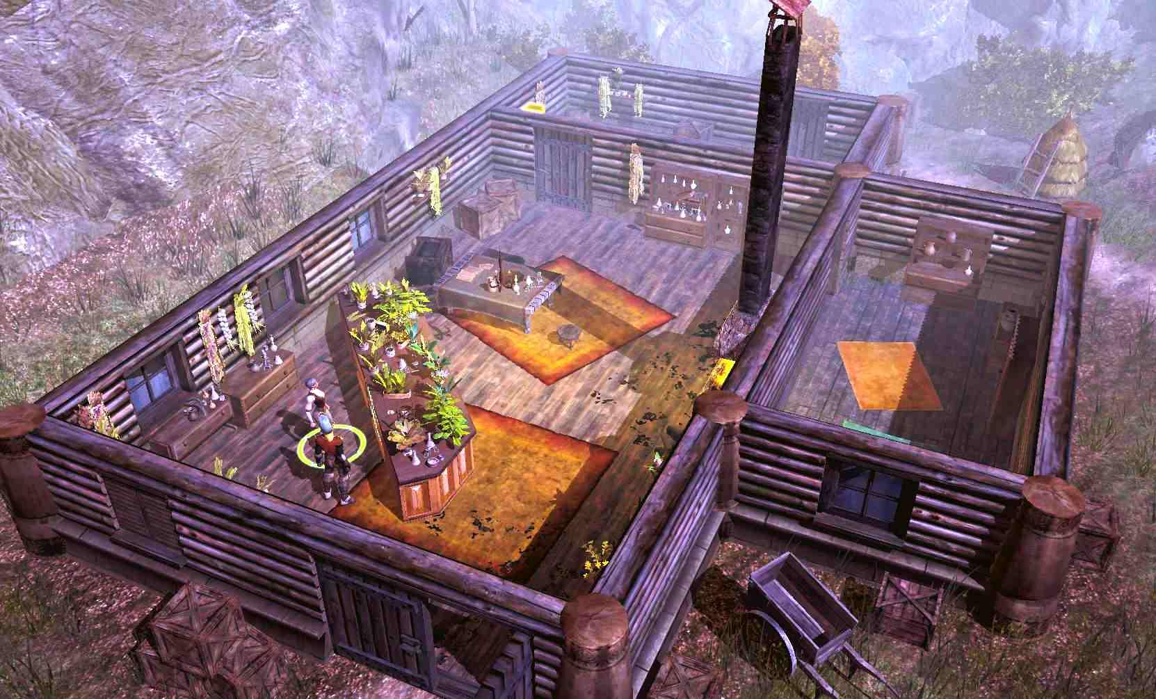 Oznámeno fantasy RPG Legends of Dawn 67015