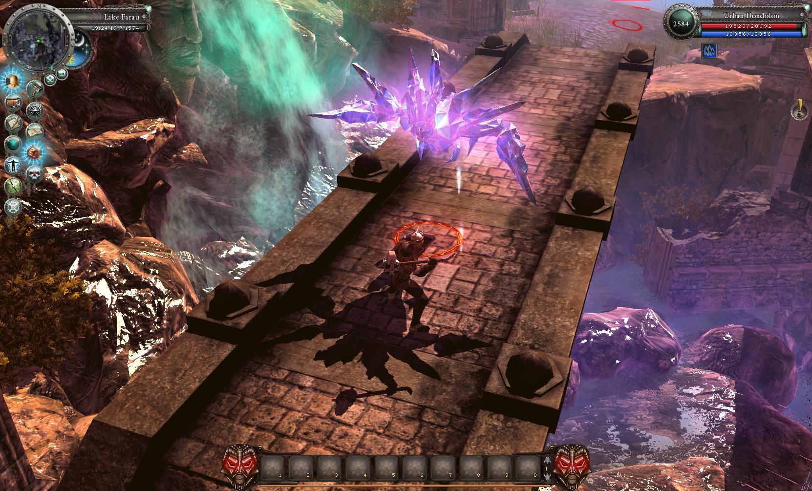 Oznámeno fantasy RPG Legends of Dawn 67016
