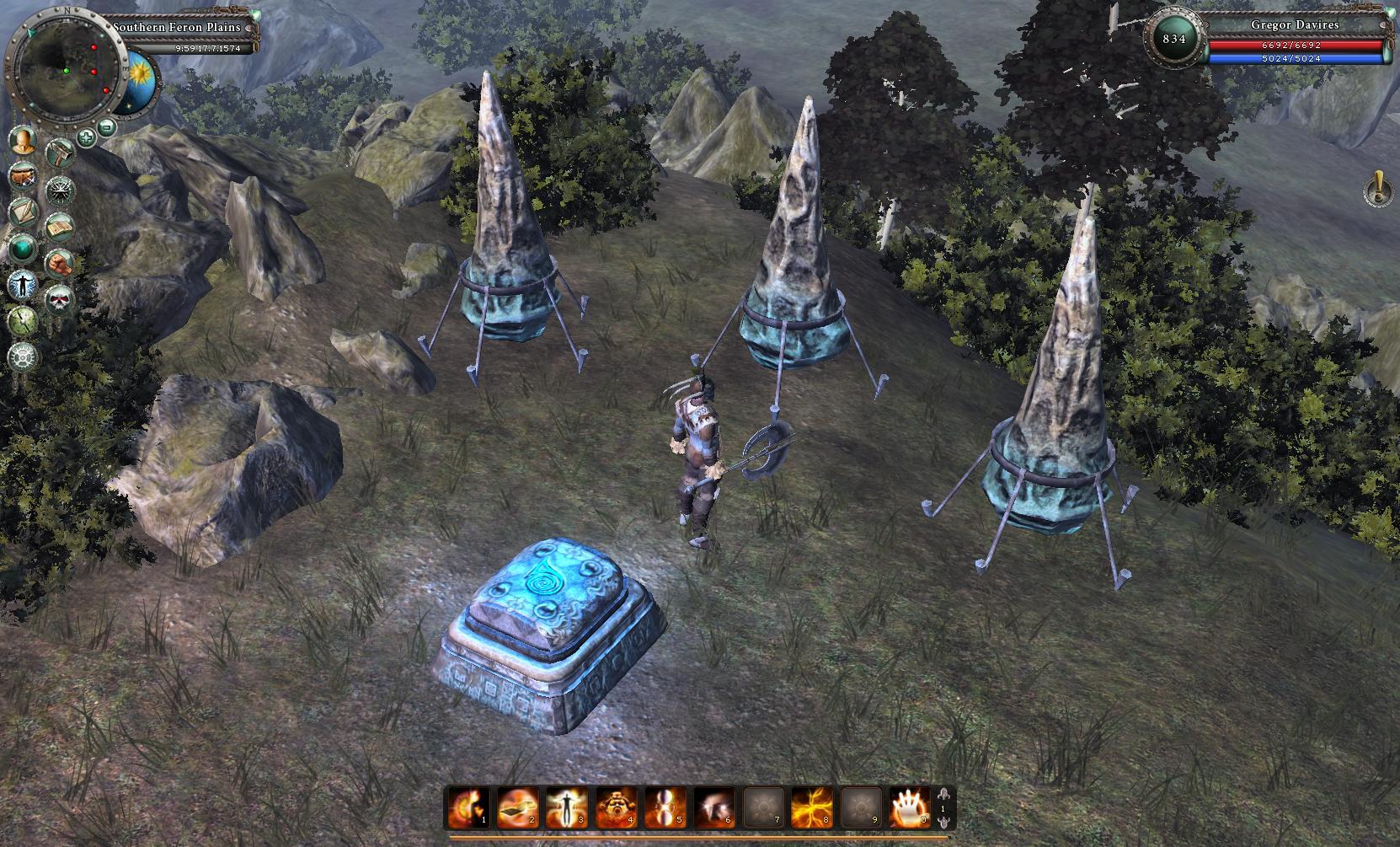 Oznámeno fantasy RPG Legends of Dawn 67017