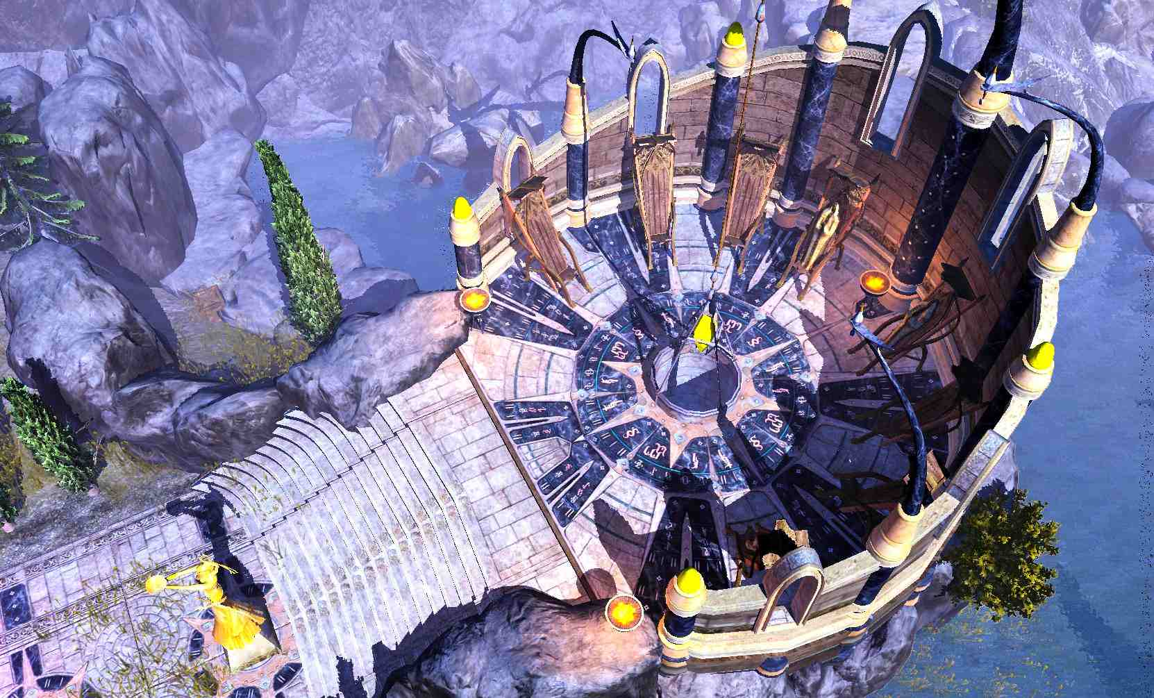 Oznámeno fantasy RPG Legends of Dawn 67022
