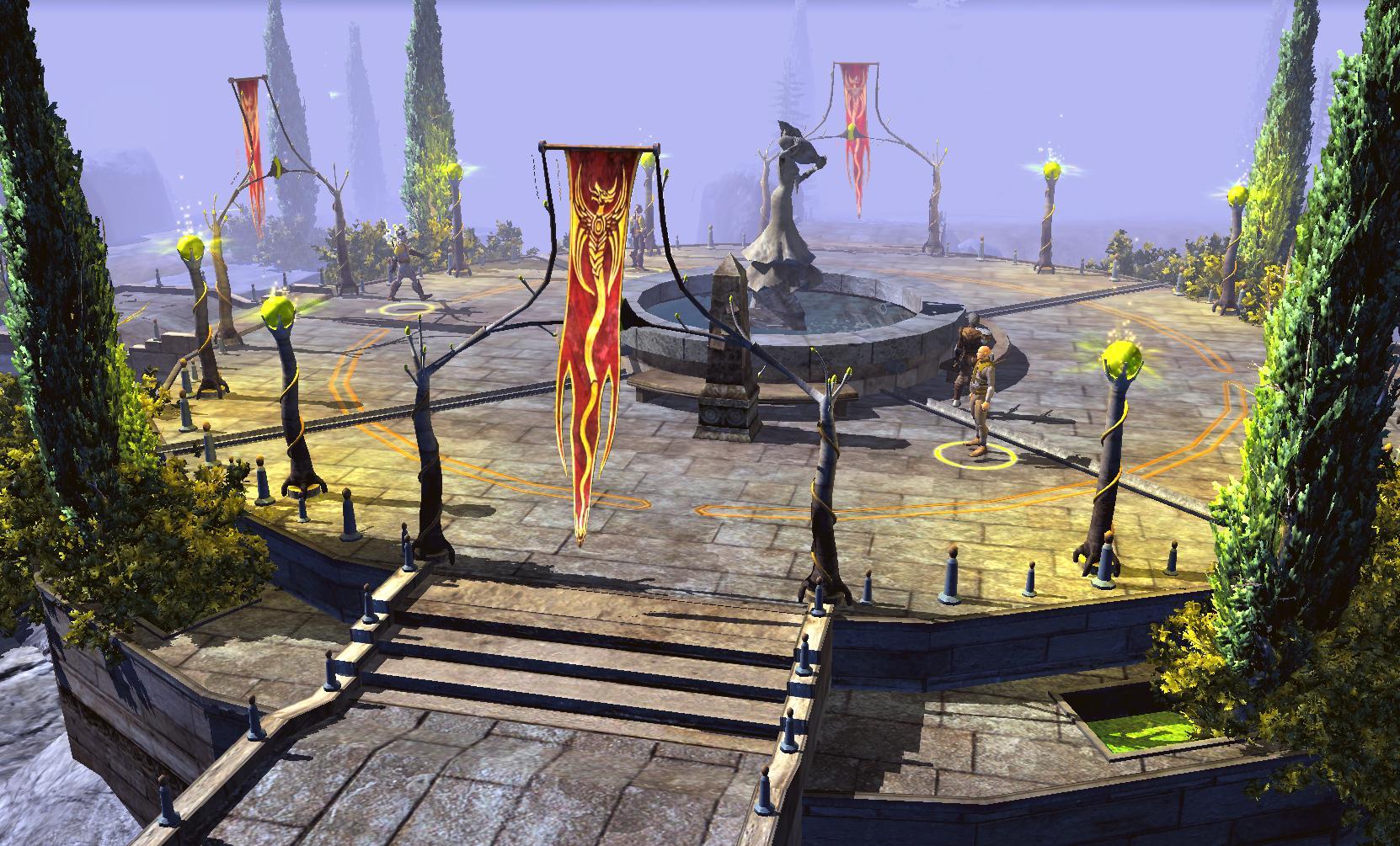 Oznámeno fantasy RPG Legends of Dawn 67023