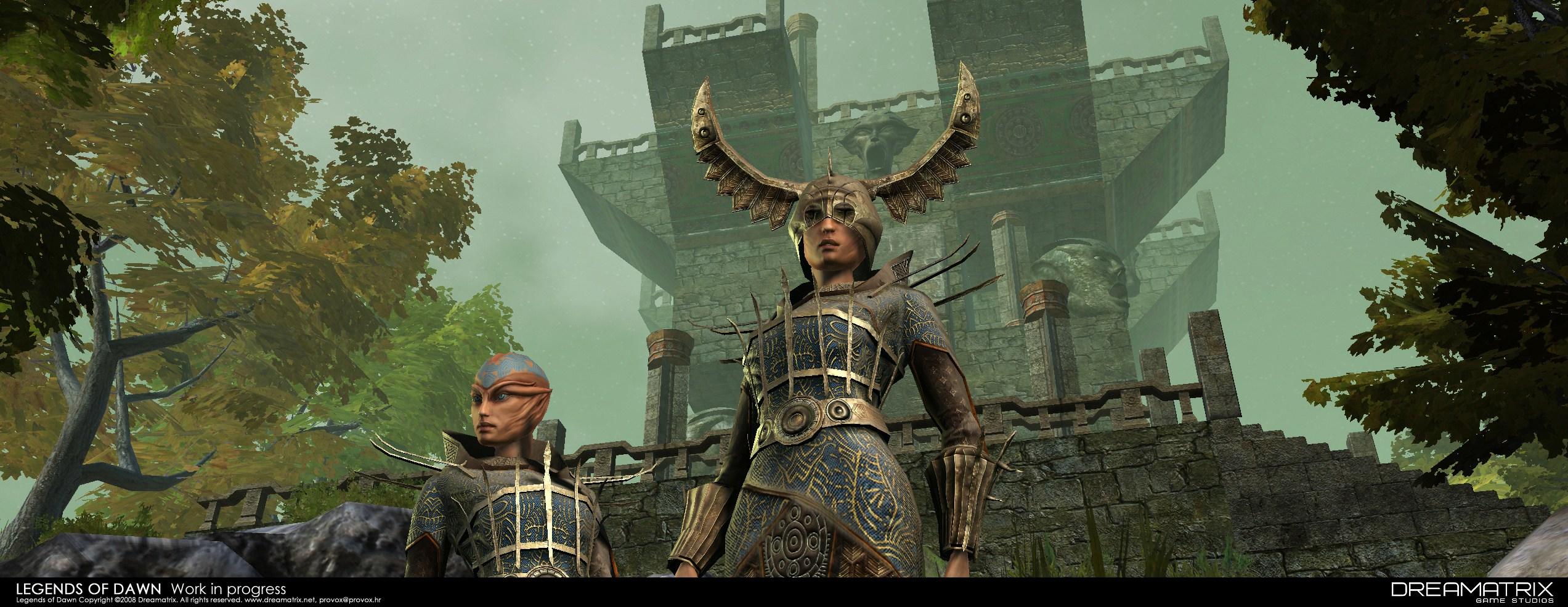Oznámeno fantasy RPG Legends of Dawn 67024